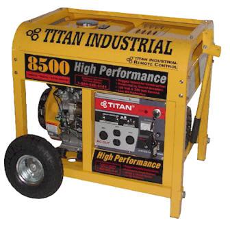 Titan Generators Usa Generator Com Titan Portable